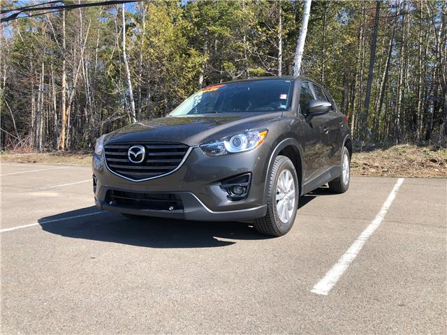 2016 Mazda CX-5 GS (Stk: 18355A) in Fredericton - Image 1 of 15