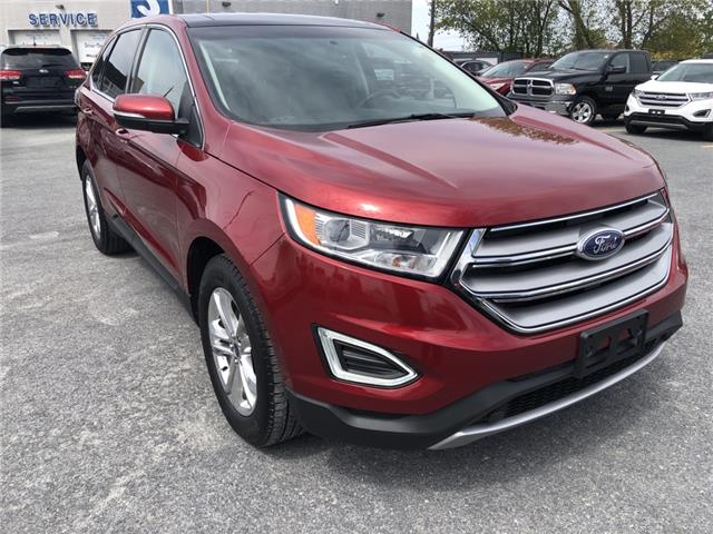 2016 Ford Edge SEL (Stk: 20092A) in Cornwall - Image 1 of 28