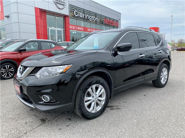 2016 Nissan Rogue SV 5N1AT2MV4GC788332 GC788332 in Bowmanville