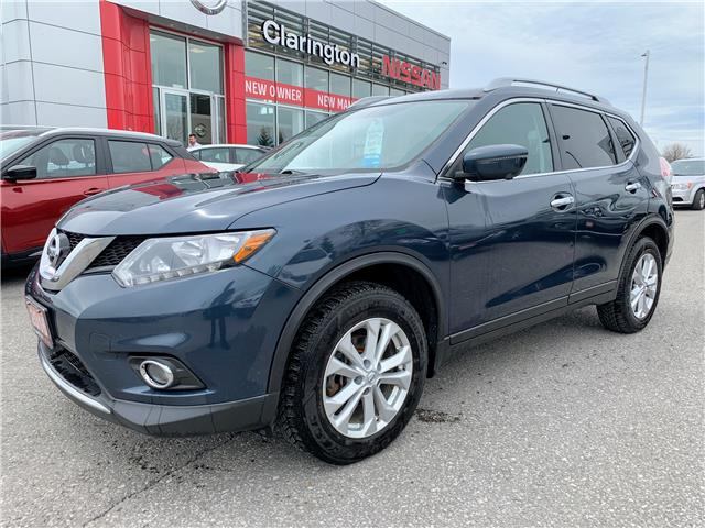 2016 Nissan Rogue SV 5N1AT2MV1GC857543 GC857543 in Bowmanville