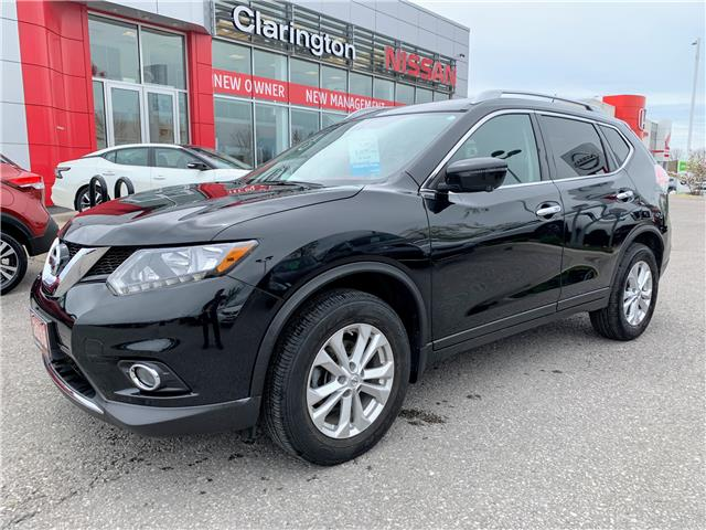 2016 Nissan Rogue SV 5N1AT2MV6GC731999 GC731999 in Bowmanville