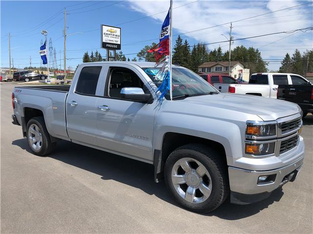 2014 Chevrolet Silverado 1500 2LZ (Stk: 7521-18A) in Sault Ste. Marie - Image 1 of 17