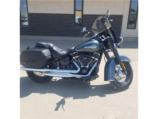2020 Harley-Davidson FLHCS - Softail® Heritage Classic 114  (Stk: 2020-FLHCS-8517) in Yorkton - Image 1 of 12