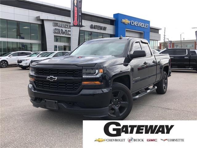 2018 Chevrolet Silverado 1500 Custom/Spray Bed Liner/Tow Pkg/Rear Camera/WIFI (Stk: PA19206A) in BRAMPTON - Image 1 of 19