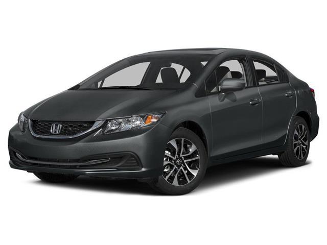 2015 Honda Civic EX (Stk: PW0166) in Red Deer - Image 1 of 10