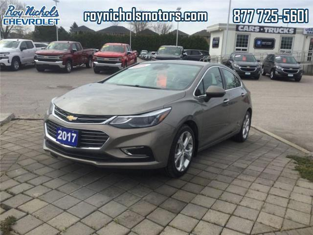 2017 Chevrolet Cruze Hatch Premier Auto (Stk: P6527) in Courtice - Image 1 of 13