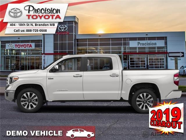 2019 Toyota Tundra 4x4 Crewmax Platinum 5.7L (Stk: 19090) in Brandon - Image 1 of 1