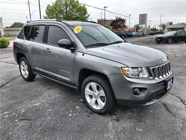 2012 Jeep Compass Sport/North (Stk: 45103A) in Windsor - Image 1 of 12