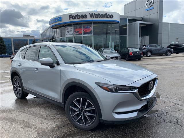 2017 Mazda CX-5 GT (Stk: L2404) in Waterloo - Image 1 of 1
