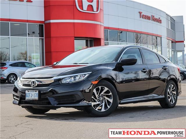 2016 Honda Civic EX (Stk: 3526) in Milton - Image 1 of 25