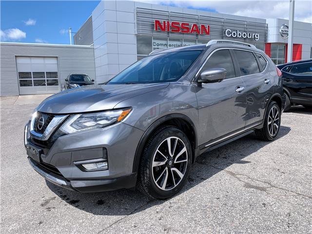 2017 Nissan Rogue SL Platinum (Stk: CLC789471A) in Cobourg - Image 1 of 38