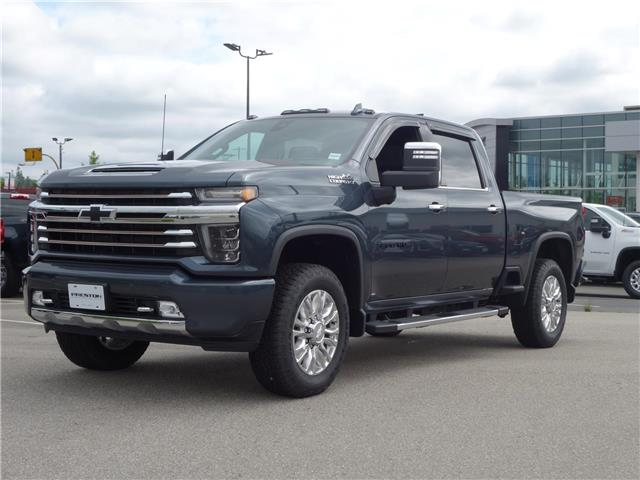 2020 Chevrolet Silverado 3500HD High Country (Stk: 0208500) in Langley City - Image 1 of 6