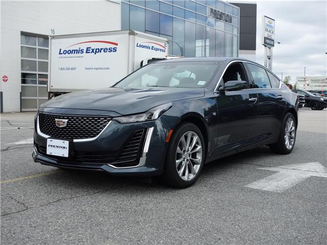 2020 Cadillac CT5 Premium Luxury (Stk: 0208560) in Langley City - Image 1 of 6