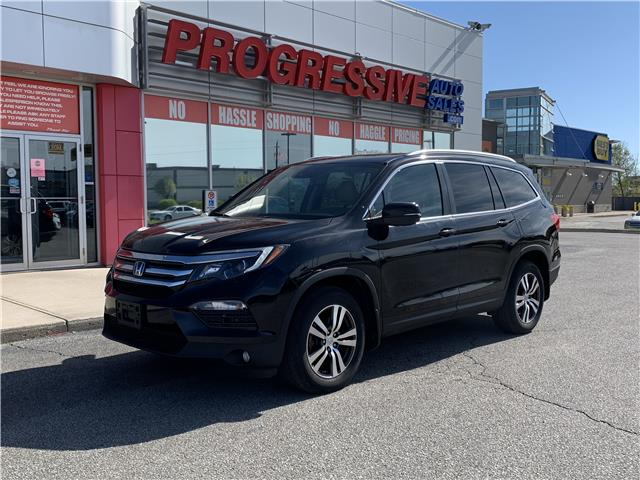 2016 Honda Pilot EX-L RES (Stk: GB508716) in Sarnia - Image 1 of 28