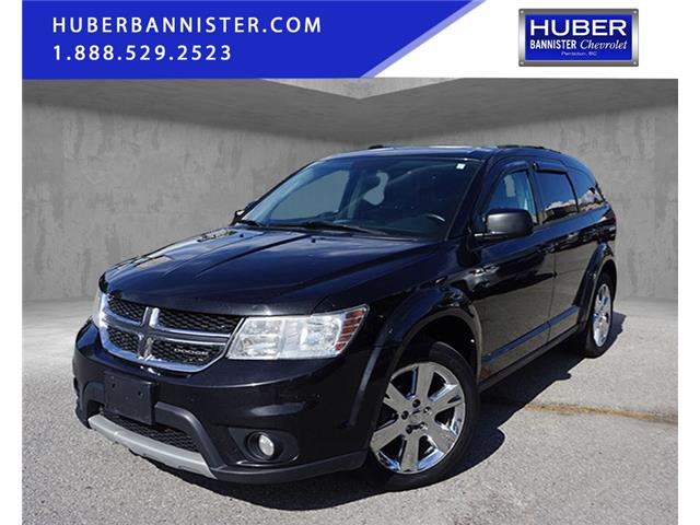 2012 Dodge Journey SXT & Crew (Stk: 9473A) in Penticton - Image 1 of 18