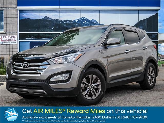 2016 Hyundai Santa Fe Sport  (Stk: U06617) in Toronto - Image 1 of 21