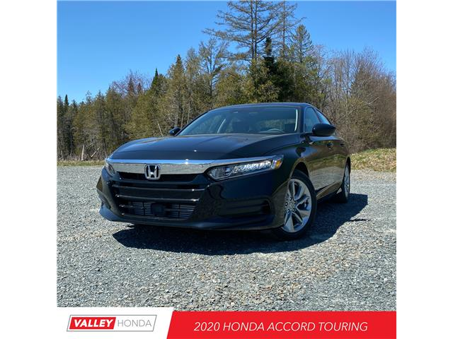 2020 Honda Accord LX 1.5T (Stk: N05507) in Woodstock - Image 1 of 9
