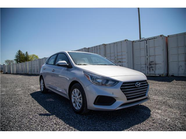 2020 Hyundai Accent Preferred (Stk: R05936) in Ottawa - Image 1 of 9