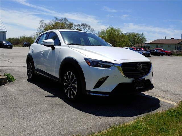 2020 Mazda CX-3 GT (Stk: T2025) in Woodstock - Image 1 of 1