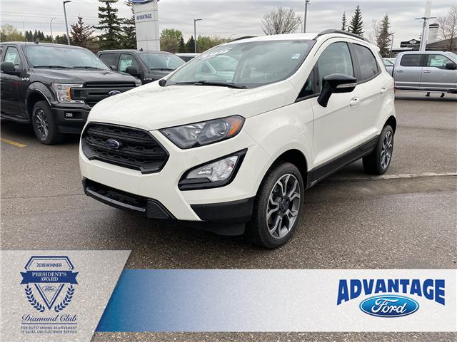 2020 Ford EcoSport SES (Stk: L-520) in Calgary - Image 1 of 11