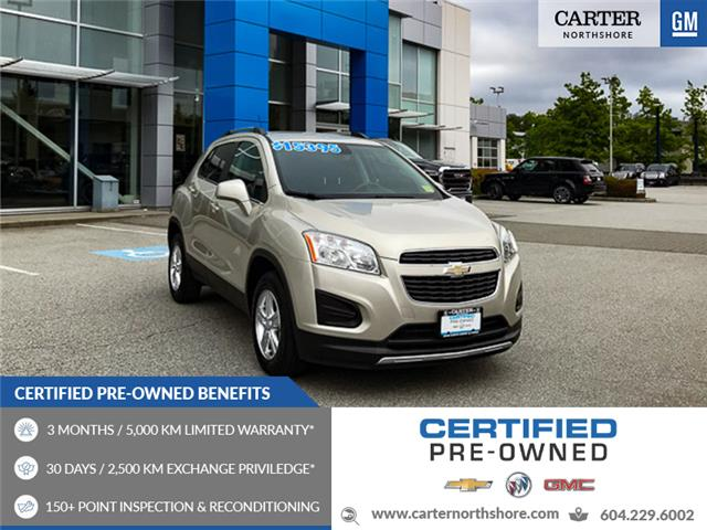 2015 Chevrolet Trax 1LT (Stk: 9K01121) in North Vancouver - Image 1 of 26