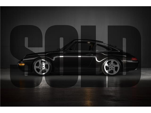 1997 Porsche 911 Carrera (Stk: JD001) in Woodbridge - Image 1 of 21