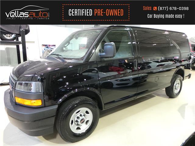 2020 GMC Savana 2500 Work Van (Stk: NP2710) in Vaughan - Image 1 of 22