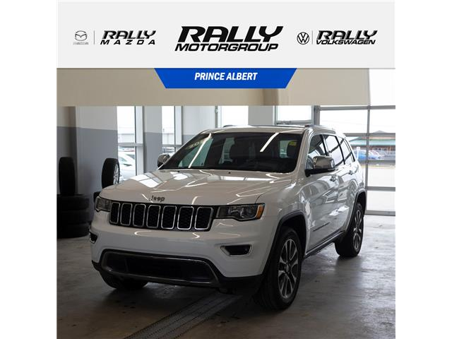 2018 Jeep Grand Cherokee Limited (Stk: V1137) in Prince Albert - Image 1 of 16