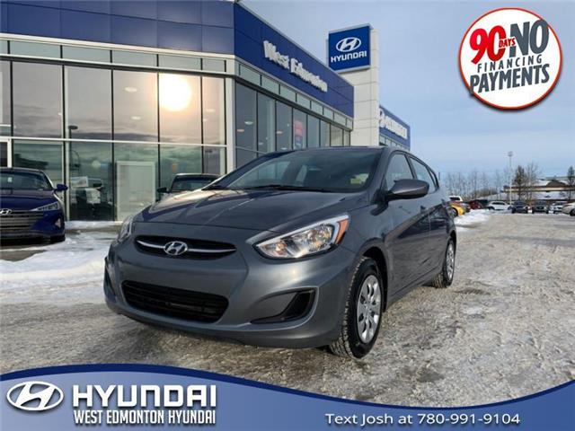 2017 Hyundai Accent  (Stk: P1230) in Edmonton - Image 1 of 17
