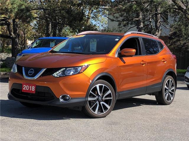 2018 Nissan Qashqai Leather| Sunroof | Back up camera | Remote start (Stk: 5450) in Stoney Creek - Image 1 of 26
