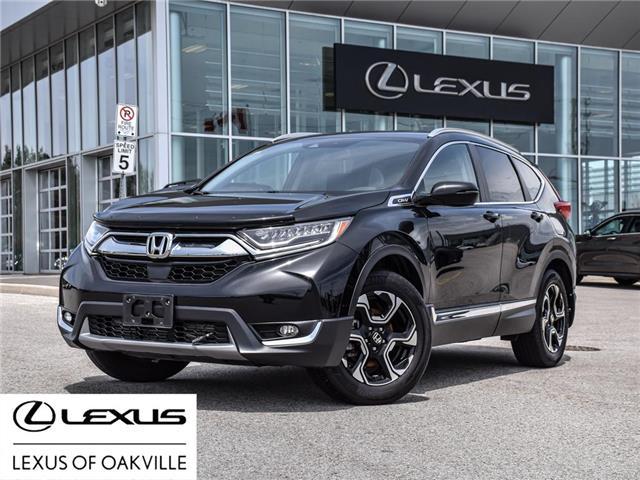 2017 Honda CR-V Touring (Stk: 20517B) in Oakville - Image 1 of 25