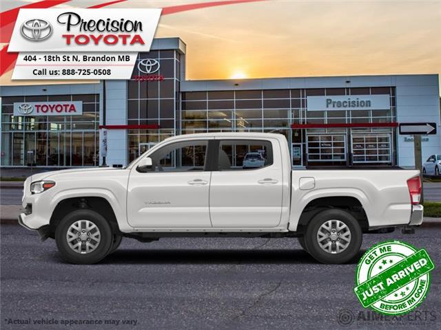 2018 Toyota Tacoma 4x4 Double Cab V6 Auto SR5 (Stk: 202531) in Brandon - Image 1 of 1