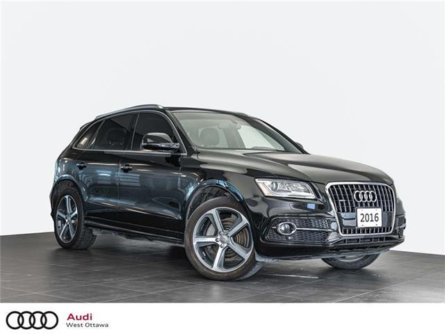 2016 Audi Q5 3.0T Technik (Stk: 91795A) in Nepean - Image 1 of 20
