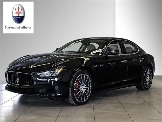 2017 Maserati Ghibli S Q4 (Stk: 738MCE) in Calgary - Image 1 of 11