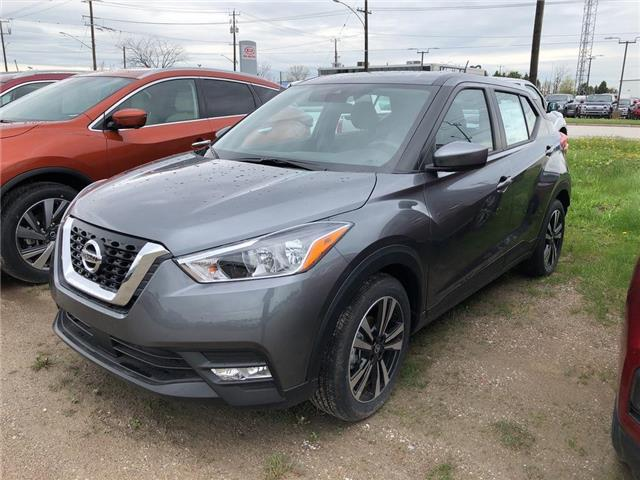 2020 Nissan Kicks SV (Stk: 20127) in Sarnia - Image 1 of 5