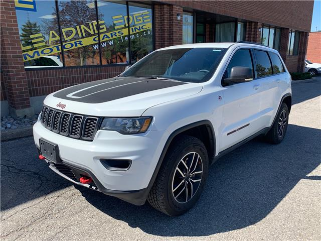 2020 Jeep Grand Cherokee Trailhawk (Stk: ) in Woodbridge - Image 1 of 1
