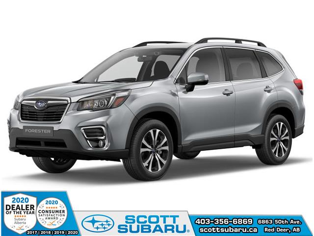 2020 Subaru Forester Limited (Stk: 523548) in Red Deer - Image 1 of 1