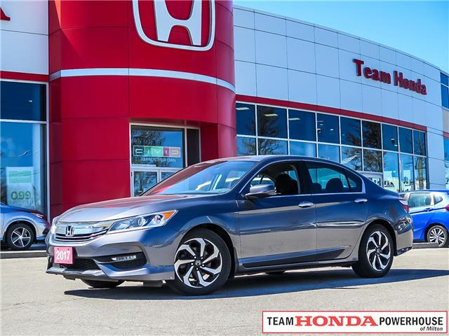 2017 Honda Accord EX-L (Stk: 3496) in Milton - Image 1 of 30