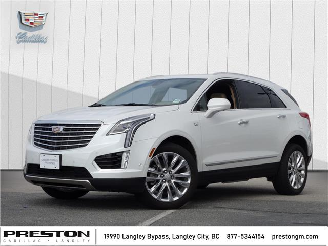 2018 Cadillac XT5 Platinum (Stk: X29601) in Langley City - Image 1 of 26