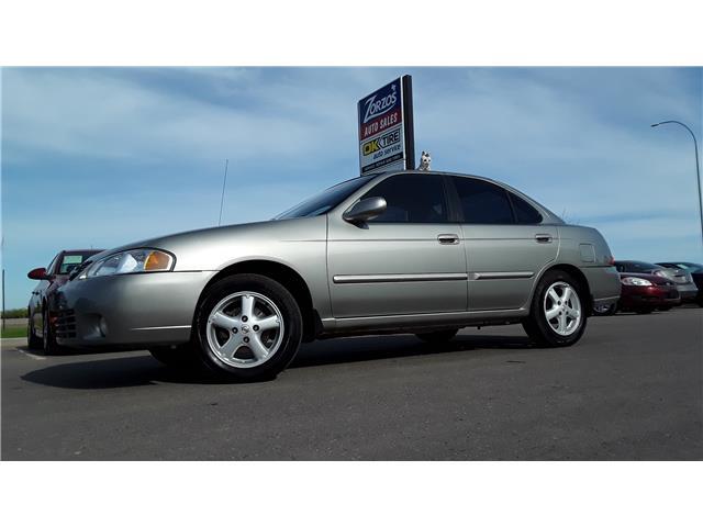 2003 Nissan Sentra XE (Stk: P634) in Brandon - Image 1 of 25