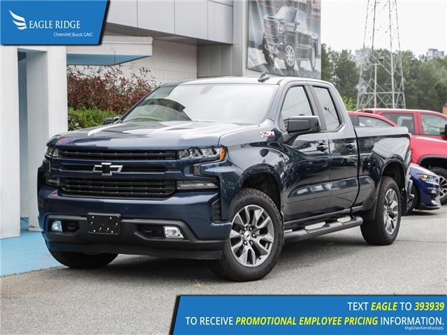2020 Chevrolet Silverado 1500 RST (Stk: 09241A) in Coquitlam - Image 1 of 15