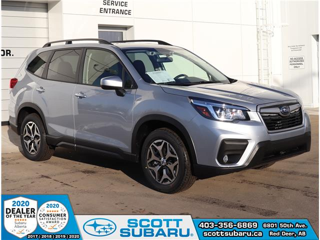 2020 Subaru Forester Touring (Stk: 501663) in Red Deer - Image 1 of 30