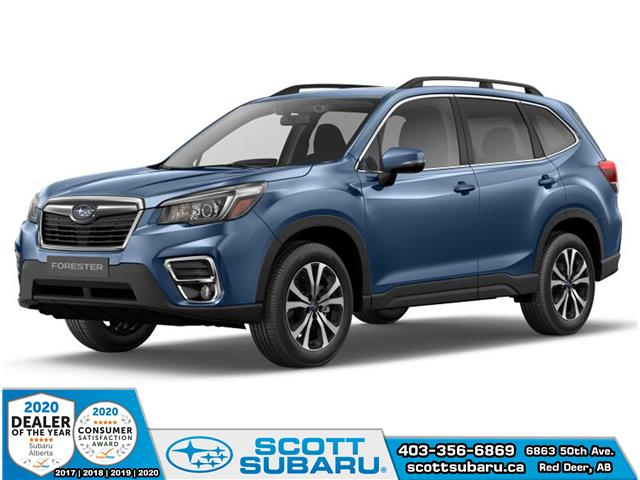 2020 Subaru Forester Limited (Stk: 488907) in Red Deer - Image 1 of 9