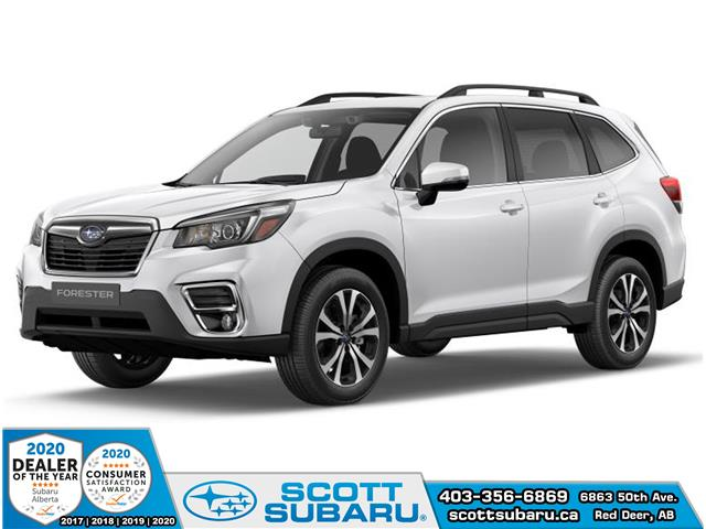 2020 Subaru Forester Limited (Stk: 509869) in Red Deer - Image 1 of 9