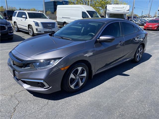 2019 Honda Civic LX (Stk: 370-29) in Oakville - Image 1 of 12