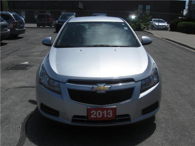 2013 Chevrolet Cruze LT Turbo (Stk: 5292A) in Sarnia - Image 1 of 5