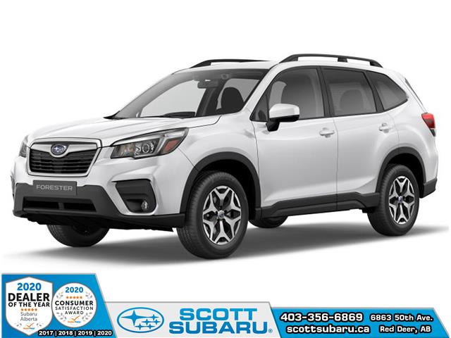2020 Subaru Forester Touring (Stk: 415562) in Red Deer - Image 1 of 9