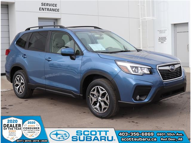 2020 Subaru Forester Touring (Stk: 500173) in Red Deer - Image 1 of 30