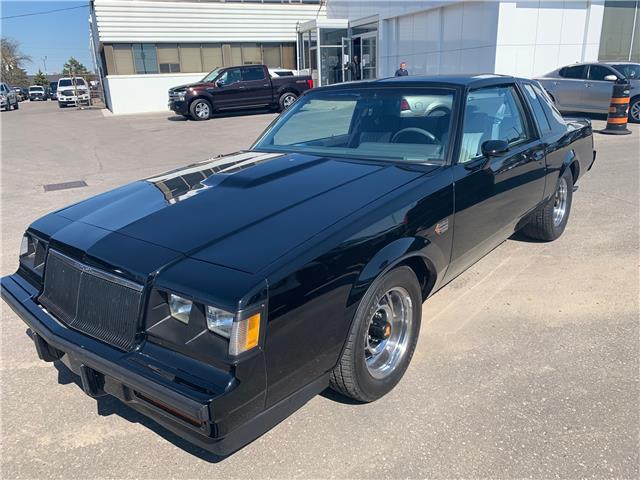 1986 Buick REGAL GRAND GRAND NATIONAL 1G4GK4776GP449652 P21620 in Toronto