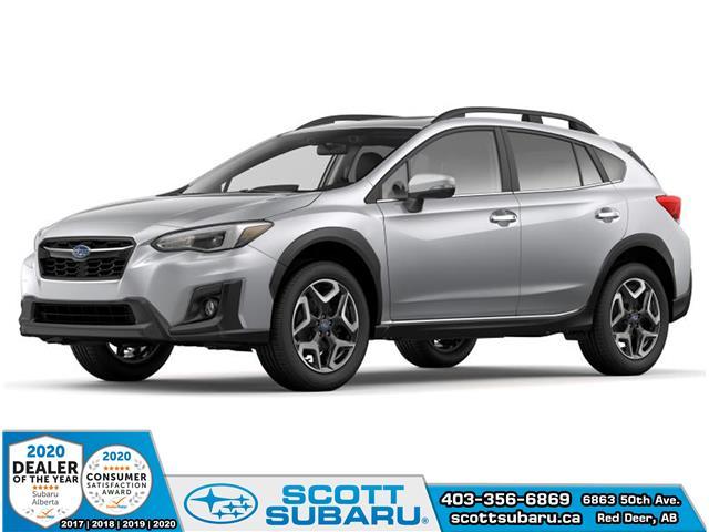 2020 Subaru Crosstrek Limited (Stk: 252071) in Red Deer - Image 1 of 9